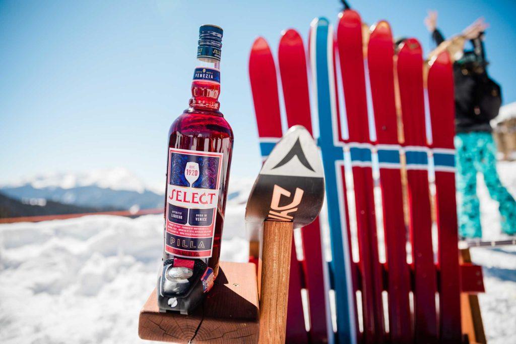 Ski Event with Select Aperitivo